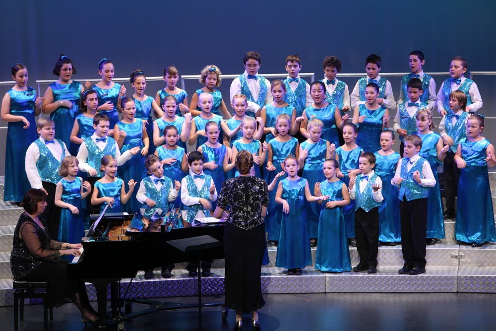 Junior Cambrian Choir