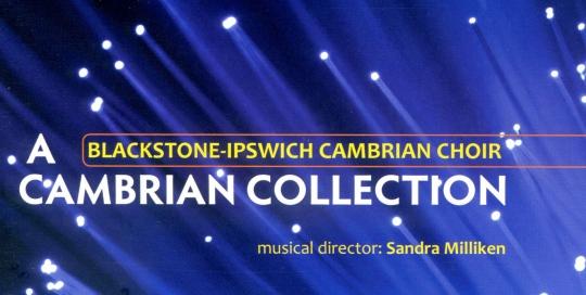 CD Recordings - A Cambrian Collection