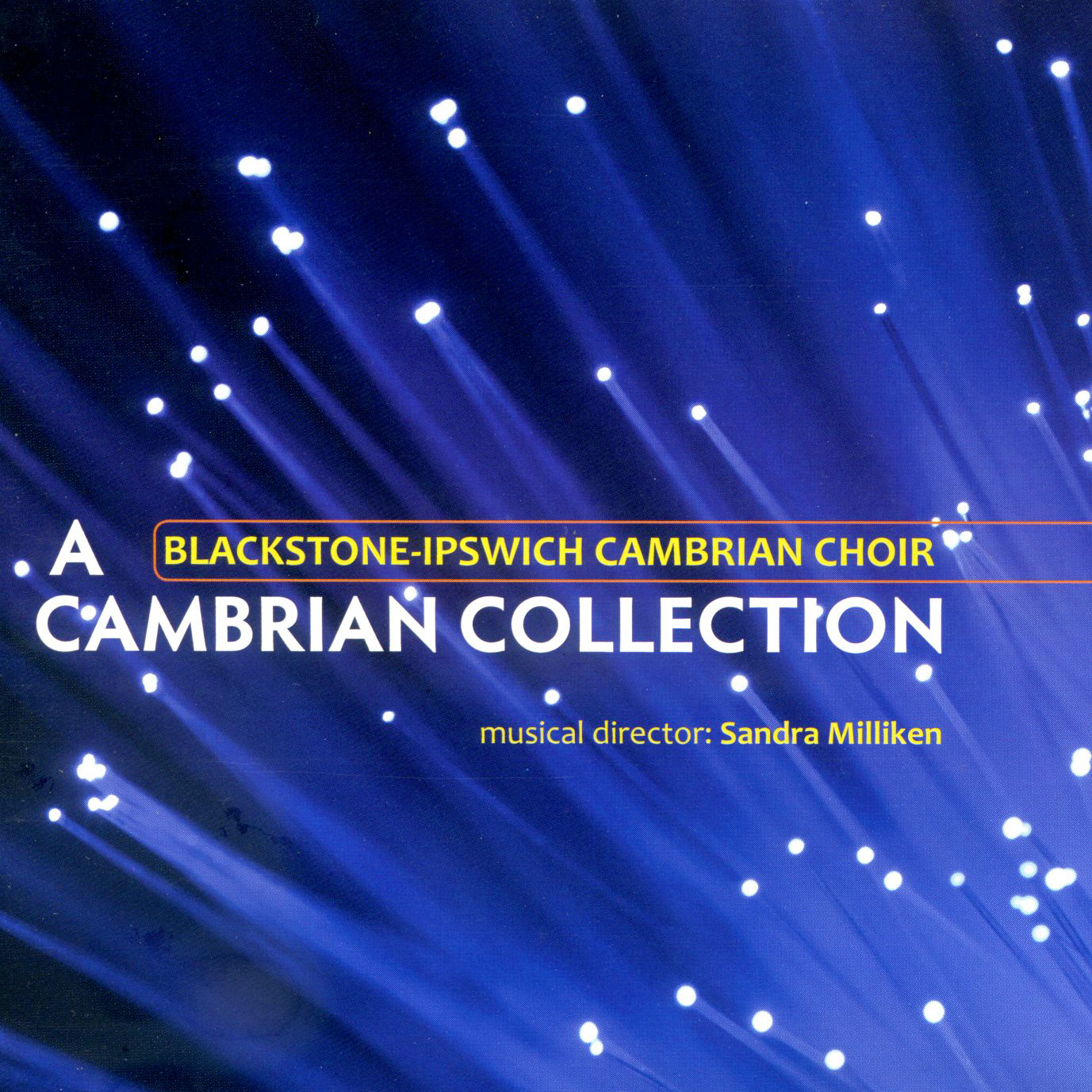 CD Recordings - A Cambrian Collection