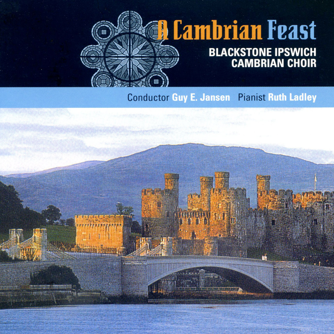 CD Recordings - A Cambrian Feast