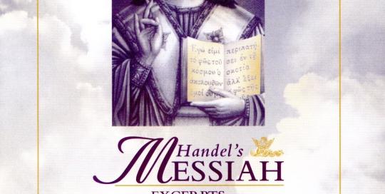CD Recordings - Handel's Messiah Excerpts