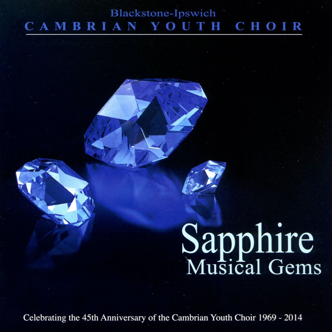 CD Recordings - Sapphire Musical Gems