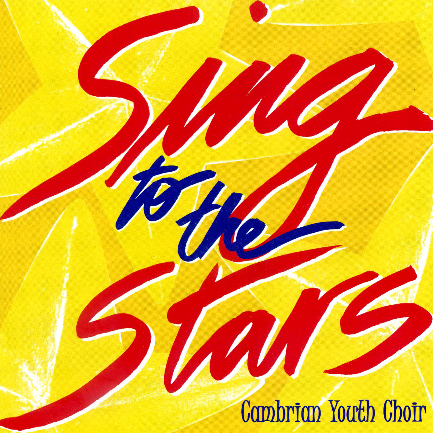 CD Recordings - Sing to the Stars