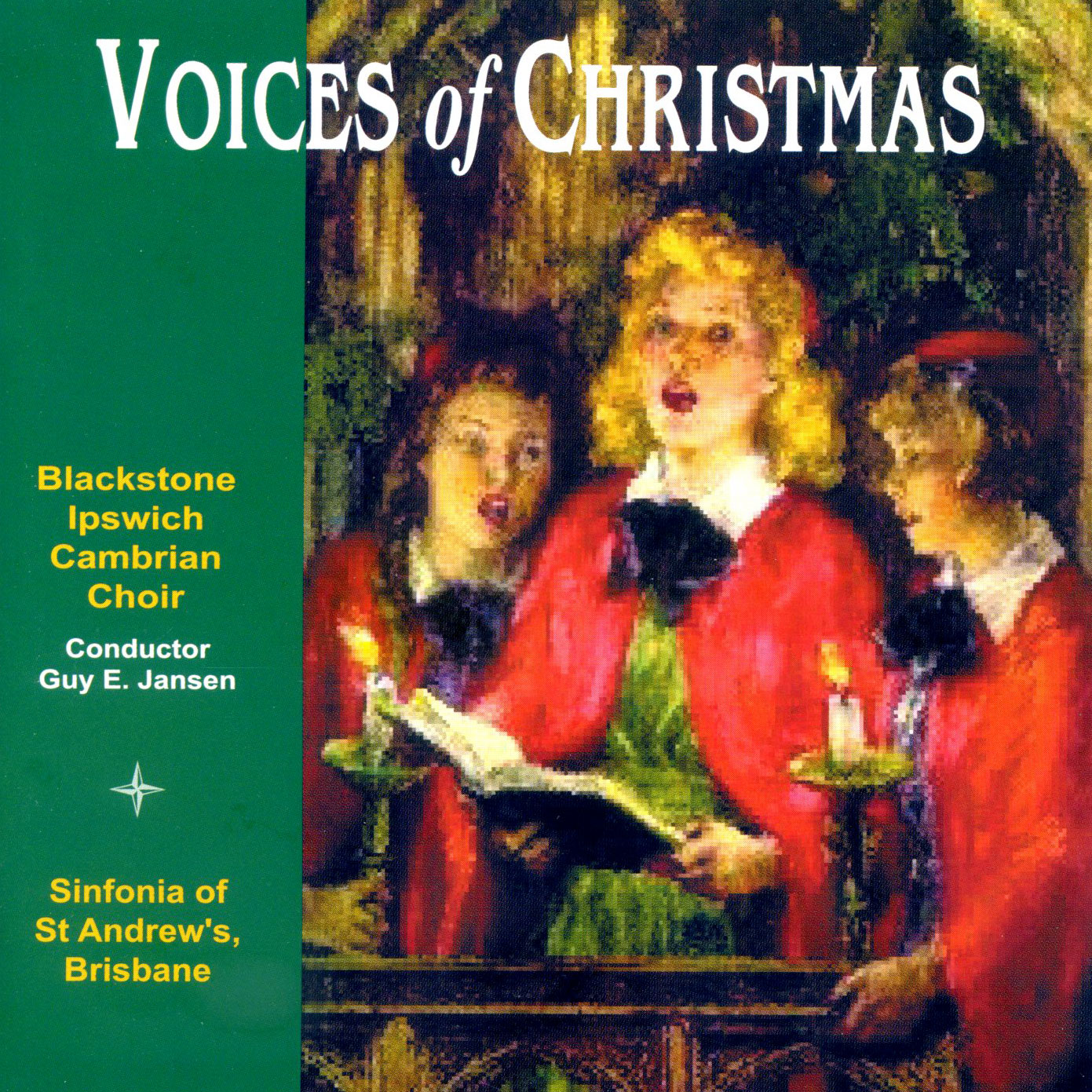 CD Recordings - Voices of Christmas