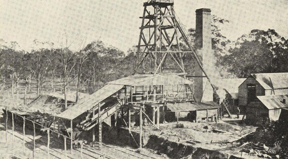 History - Aberdare Extended Mine