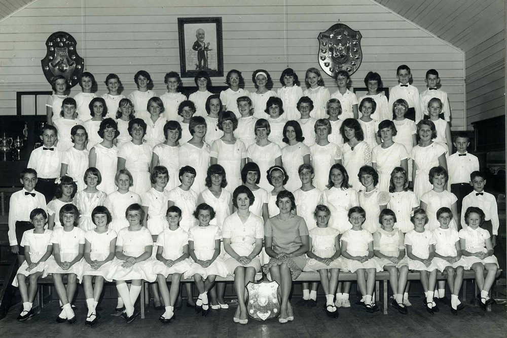 Photo Junior Cambrian Choir 1965