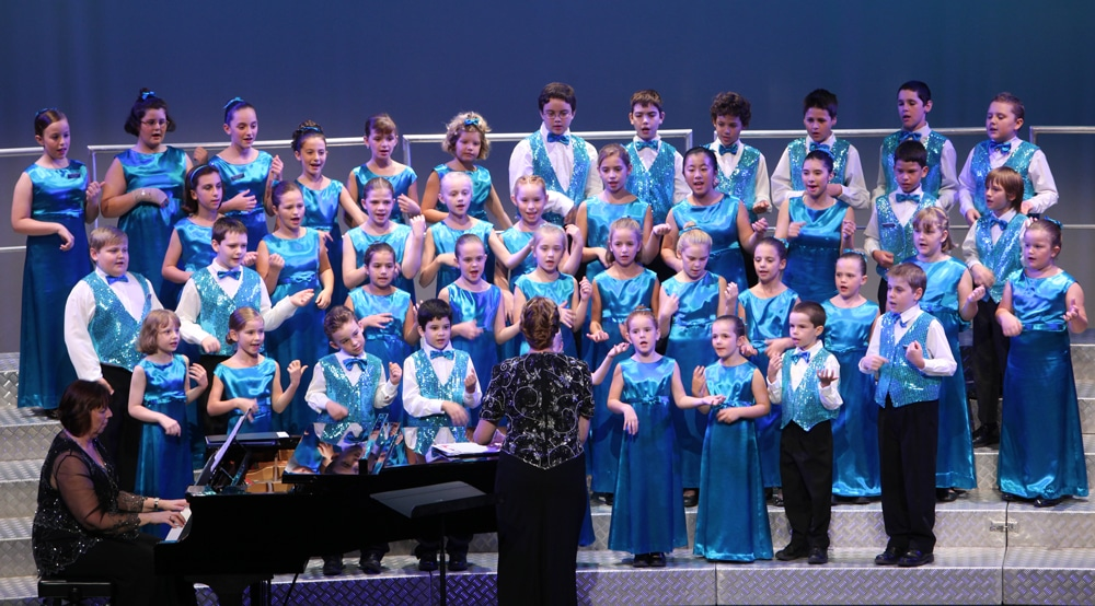 Blackstone-Ipswich Cambrian Choir - Junior Cambrian Choir