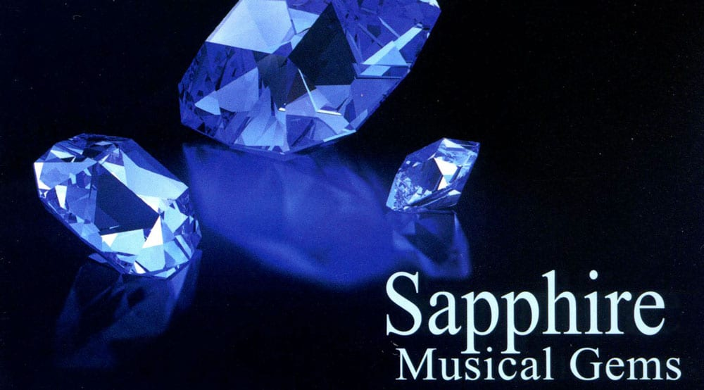 CD recordings - Sapphire - Musical Gems