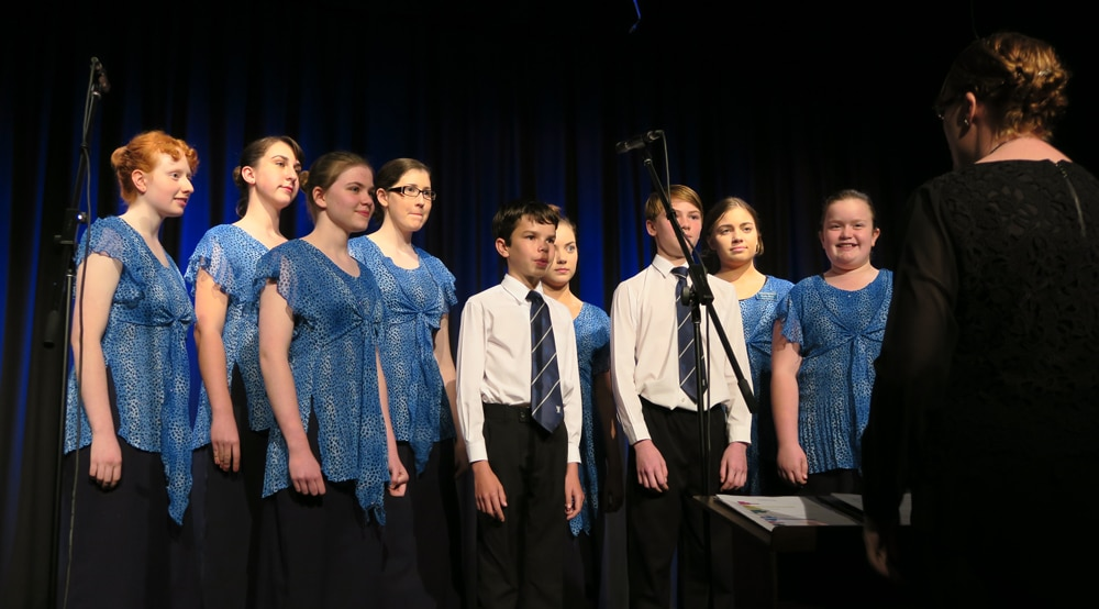 Hire a Choir - Cambrian Youth Choir