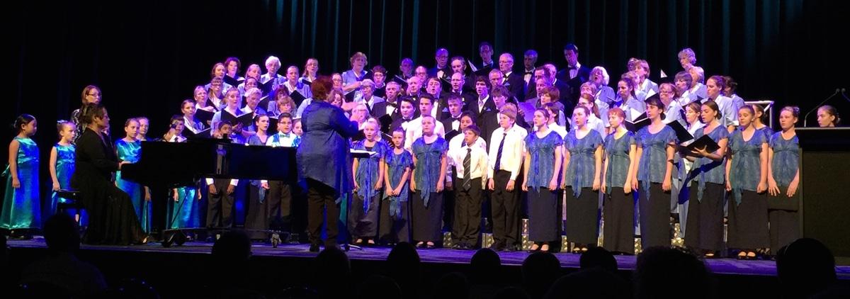 Blackstone-Ipswich Cambrian Choirs