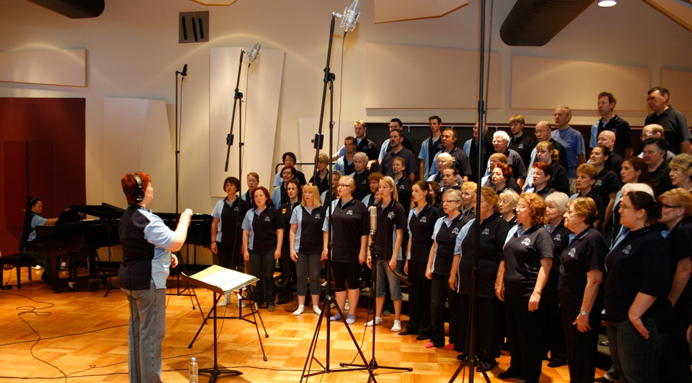 CD Recordings - Senior Choir
