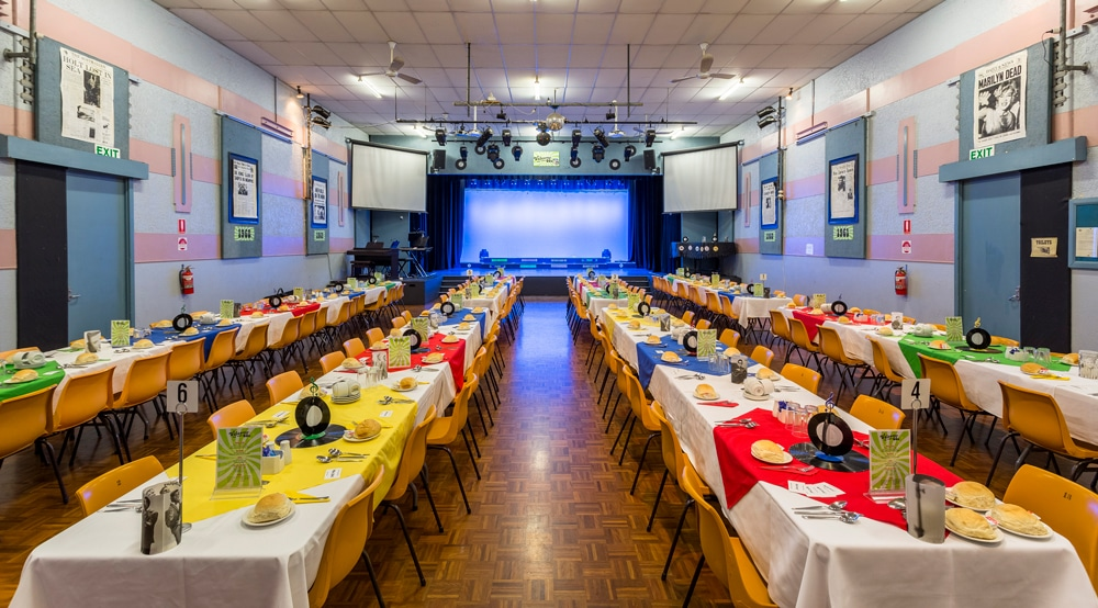 Venue Hire - Cambrian Centre Main Auditorium