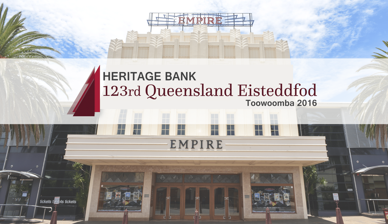 2016 Queensland Eisteddfod