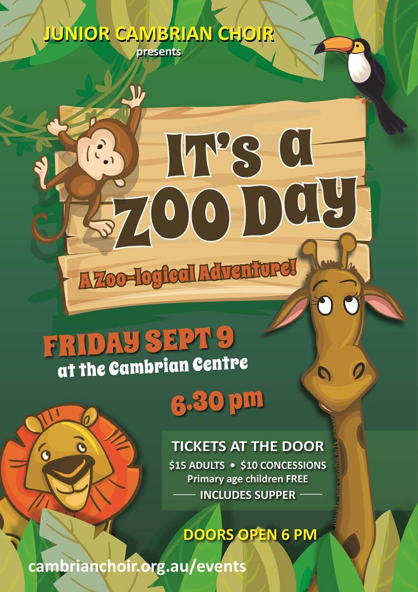 It's a Zoo Day