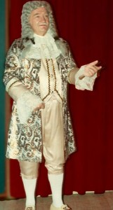 Male period costume