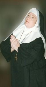 Nun's habit