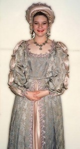Lady - period dress