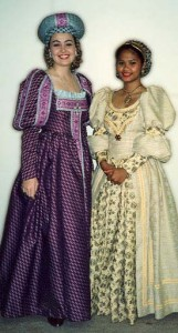 Ladies - period dresses